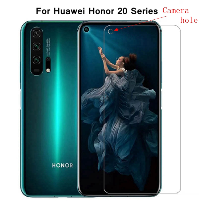 Image 4 - 2.5D Tempered Glass for Huawei Honor V20 View 20 Pro 10 i Screen Protector 9H HD Protective Glass for Honor 10i V 20 Pro Glas-in Phone Screen Protectors from Cellphones & Telecommunications