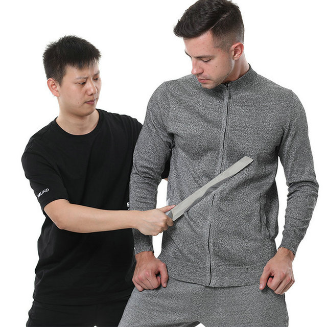 PE/HPPE Cut proof Clothing Zipper Suit Special Forces Stab resistant Jacket Anti cut Clothing Anti biting Anti knife cutting