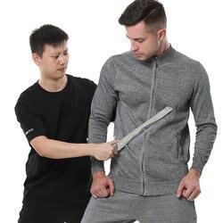 PE/HPPE ropa a prueba de cortes traje de cremallera Fuerzas Especiales Chaqueta resistente a la puñalada ropa Anti-corte -mordiendo Anti-cuchillo de corte
