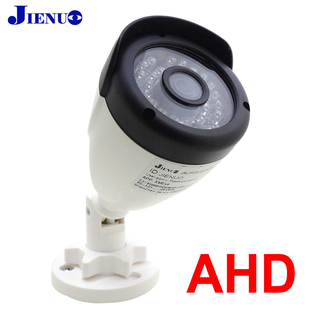 JIENUO AHD Camera 720P 1080P 4MP 5MP Thuis Outdoor Cam Analoge Surveillance High Definition Infrarood Nacht CCTV Security 2mp Hd