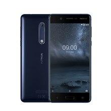 Nokia – téléphone portable 5 LTE 4G, écran de 5.2 pouces, smartphone, mémoire de 2GB et 16GB, Snapdragon 430 Octa Core, batterie de 3000mAh
