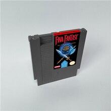 Schluss Spiel Fantasie 1 - 72 pins 8bit spiel patrone