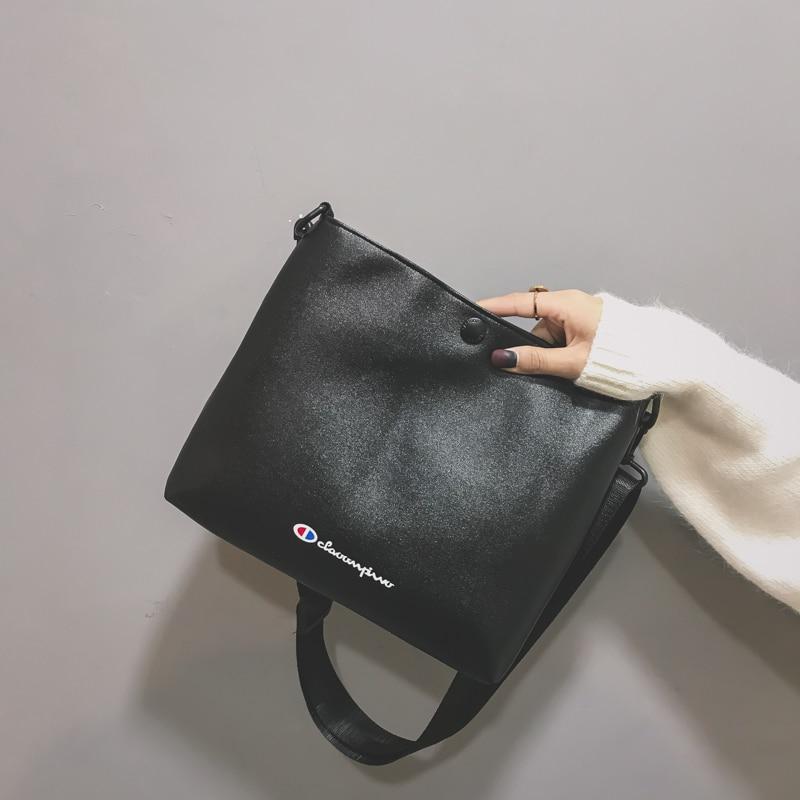 2019 New Korean Style Shoulder Bag Women Fashion Crossbody Clutch