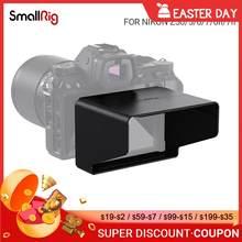 SmallRig – pare-soleil pour appareil photo Z6, pare-soleil LCD, pour Nikon Z6 et Z7, 2807