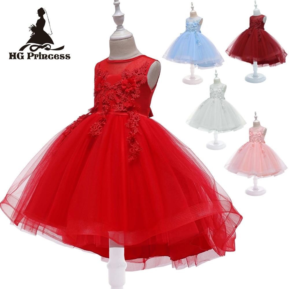 2019 Hot Selling Europe And America Princess Dress Lace Wedding Dress Tailing Piano Host Performance Formal Dress Gauze Tutu