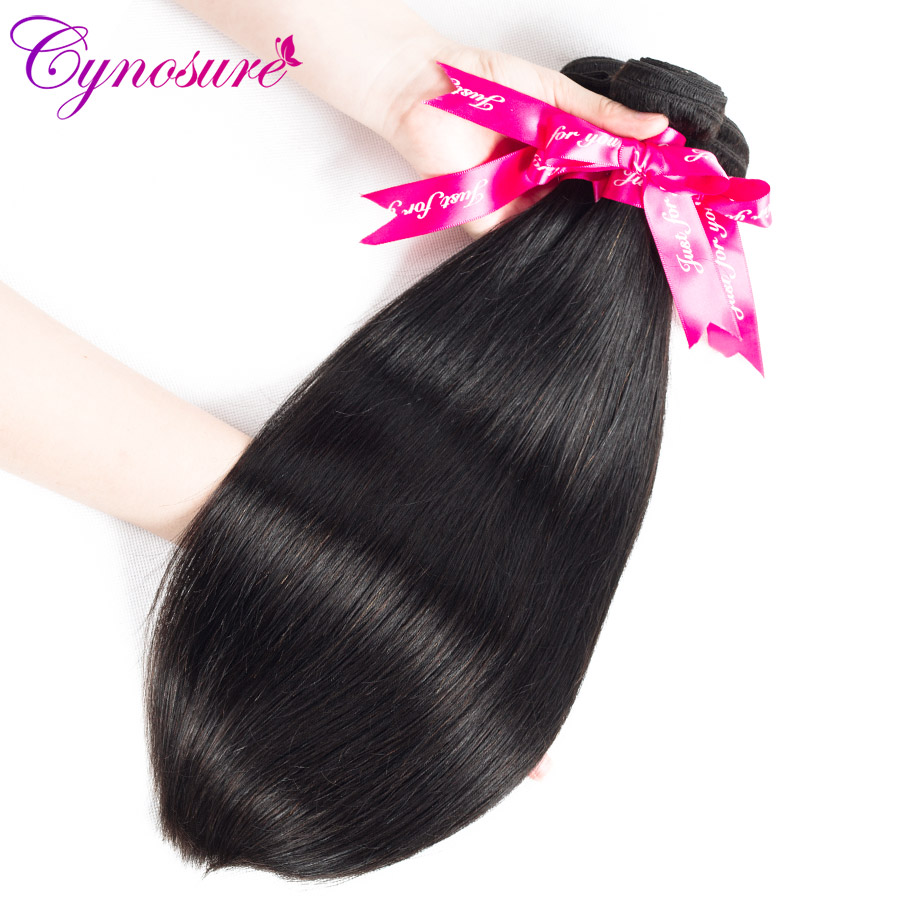 Cynosure Brazilian Straight Hair Weave 3 Bundles with Closure Natural Black Remy Human Hair Bundles with Cynosure Brazilian Straight Hair Weave 3 Bundles with Closure Natural Black Remy Human Hair Bundles with Closure