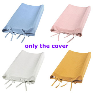 Soft Reusable Changing Pad Cover Breathable Infant Changing Table Sheets Liner Cover Baby Nursery Supplies