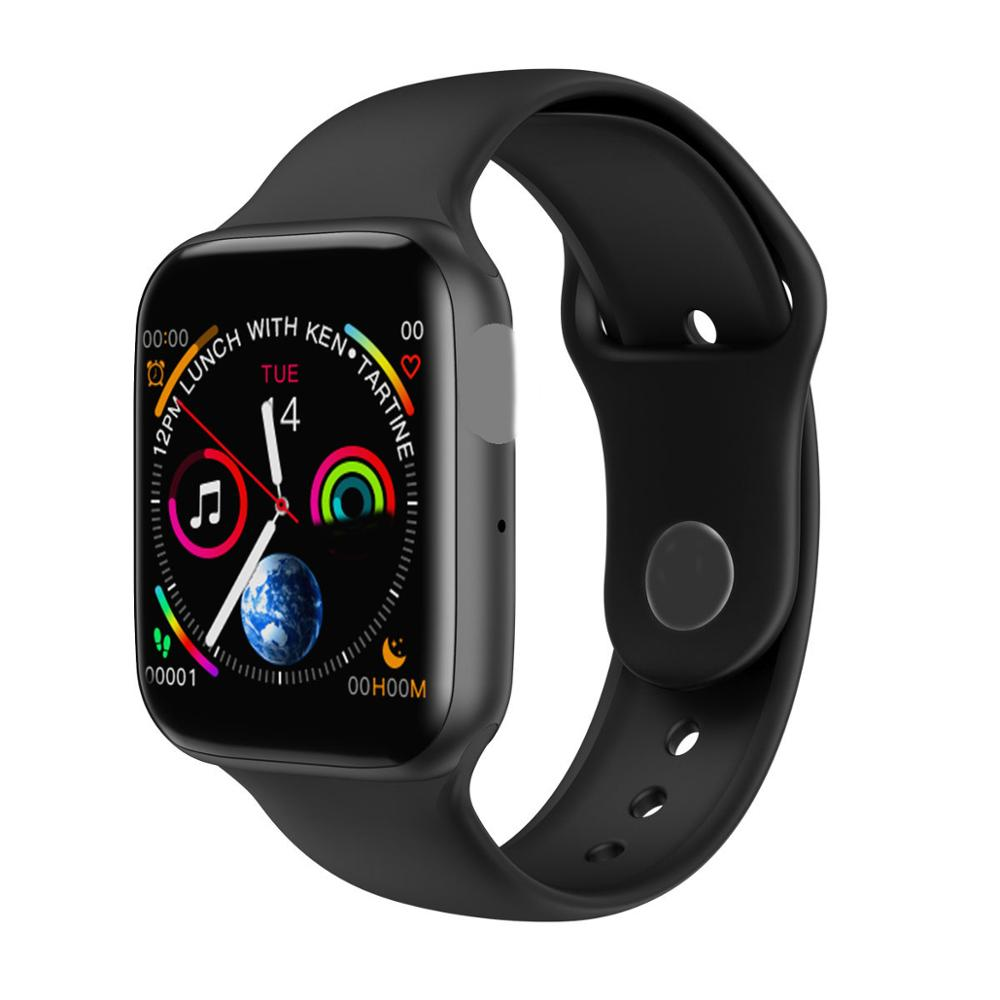 2020 iwo8 Plus/ECG PPG Smart Watch Heart Rate Monitor Sport Activity Tracker Smartwatch iwo10 Smart Watch For Apple iOS Android