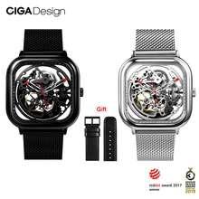 CIGA Design CIGA Watch Automatic Hollowing Mechanical