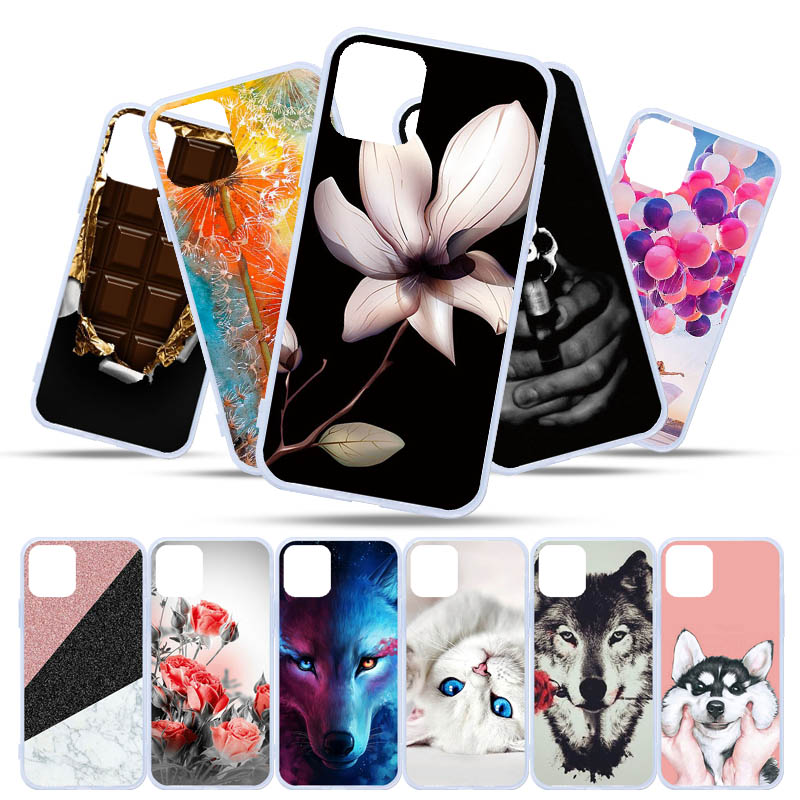 Soft TPU <font><b>Case</b></font> For <font><b>Doogee</b></font> N20 <font><b>Cases</b></font> <font><b>Silicon</b></font> DIY Painted Protective Coque For <font><b>Doogee</b></font> X20 X30 N10 Y8 X5 Y8C X60L <font><b>X70</b></font> X9 Y6 F5 Cover image
