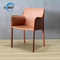 Yeni İtalya tasarım koltuğu sandalye restoran yemek sandalyesi iyi fiyat ile