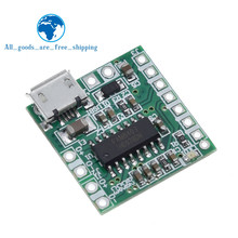 Tzt Nieuwe PAM8403 Dc 5V Mini Klasse D 2X3 W Usb Power Versterker Board Diy Bluetooth Speaker z07 Drop Schip(China)