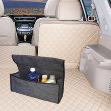 Large Anti-Slip Car Trunk Boot Storage Trunk Bag Large Capacity Folding Car Automatic Storage Bag Cargo Box Container ##3(China)