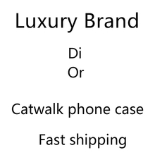 European And American Luxury Brand Catwalk Lanyard Phone Case For