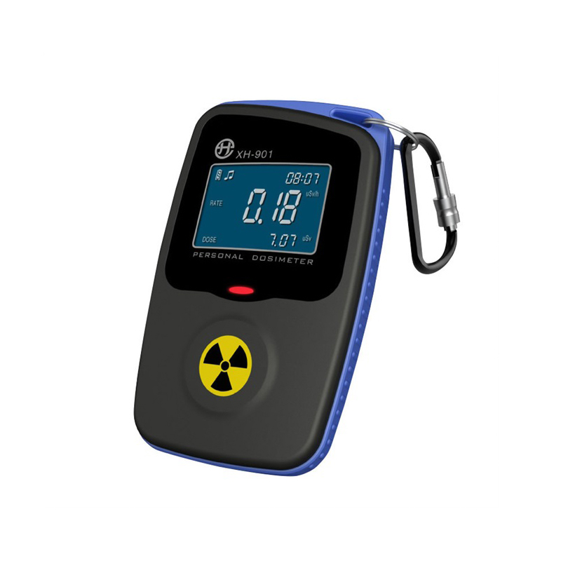 XH-901 X-Ray Gamma Ionization Marble Material Radioactivity Tester Personal Dose Alarm And Nuclear Radiation Detector