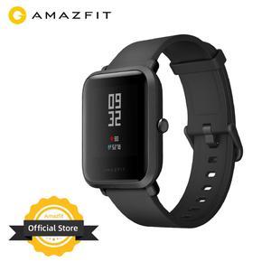 Смарт-часы Amazfit Bip с Bluetooth, GPS, пульсометром, защитой класса IP68