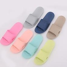 Мужские летние новые домашние тапочки скользкие легкие гостиничные туфли женские сандалии мягкая подошва и тапочки мужские