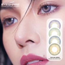 Contact-Lens Cosmetic EYES Eye-Color Small Universe-Series for Makeup 1-Pair