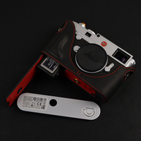 Leather for battery version of Leica Leica M10 leather case Leica M10P camera pack protection case half set base handle