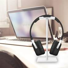 New Bee Classic Headphone Headset Earphone Stand Holder Universal Fashion Display Display for Headphones bracket(China)