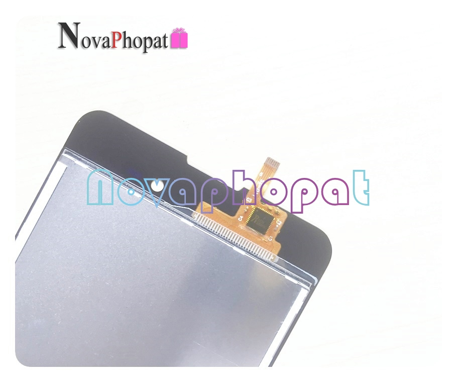Image 4 - Novaphopat 黒画面 Bq 5035 BQ 5035 ベルベット BQS 5035  タッチスクリーン液晶ディスプレイフルアセンブリの交換 - AliExpress   グループ上の 携帯電話