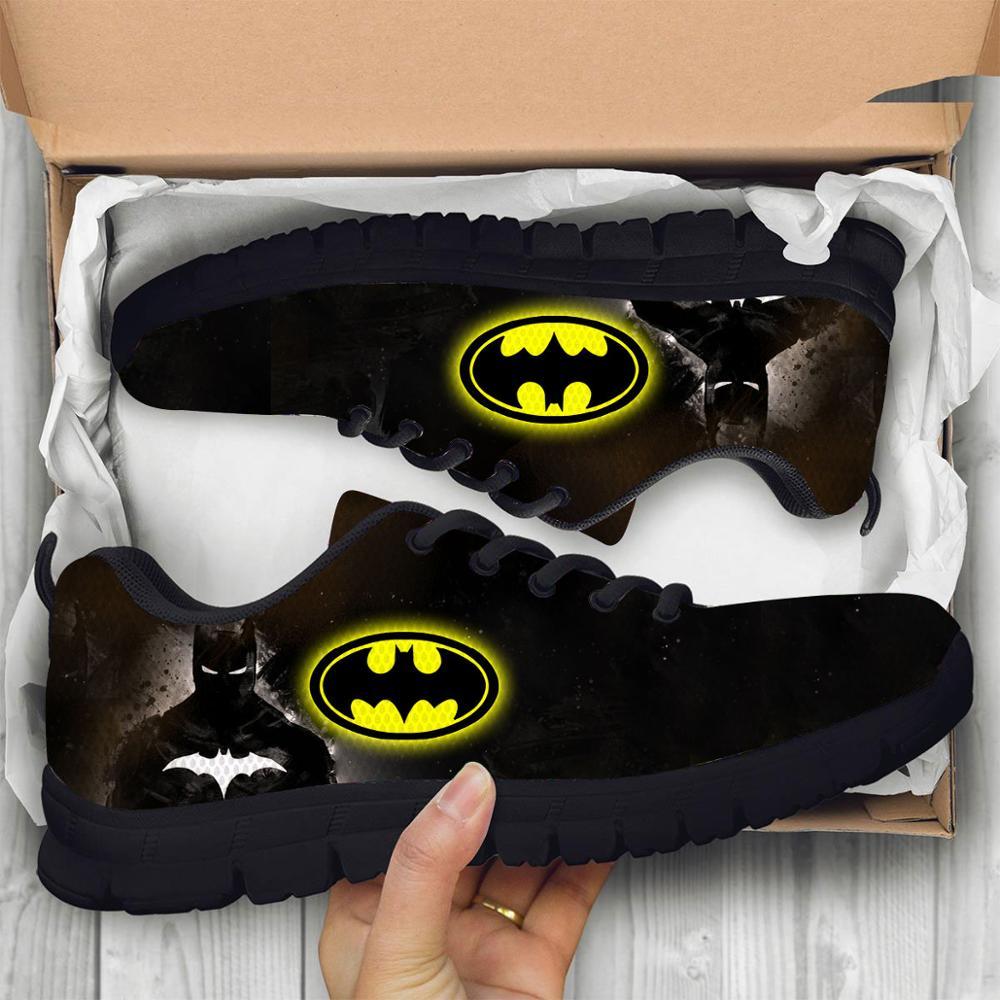 custom batman shoes