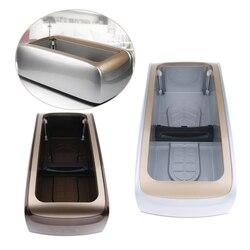 Dispensador de cubierta de zapato automático, aparato de cubierta de zapato manos libres para el hogar del Hospital