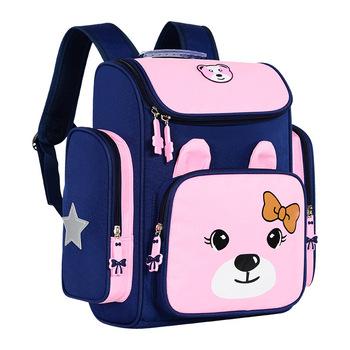 Cartoon 3D kreatywne torby szkolne dla dzieci dziewczyny chłopcy plecak szkolny dla dzieci lekkie wodoodporne torby szkolne dla przedszkolaków tanie i dobre opinie ZIRANYU CN (pochodzenie) Oxford zipper Backpack 0 5kg Polyester 38cm S101 Unisex 16cm 30cm waterproof