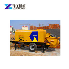 2019 African Hot Sell 30KW High Power Motor Concrete Pumping Secondary Structure Column Automatic Feeding Pouring Machine