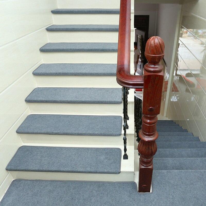 Tapis antidérapants de tapis de bande de roulement tapis d'escalier d'étape tapis de Protection d'escaliers