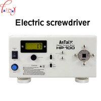 Lote Medidor De Torção elétrica Ferramenta Hp-100 Lote de Torque Chave De Fenda Elétrica Tester Elétrica Medidor De Torção Máquina 1PC