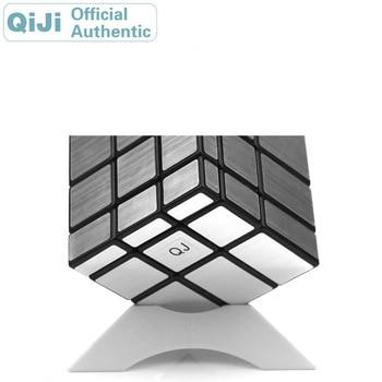 witeden mixup 3x3x4 plus magic cube 334 cubo magico professional neo speed cube puzzle antistress fidget toys for children QiJi Mirror 3x3x3 Magic Cube QJ 3x3 Cubo Magico Professional Neo Speed Cube Puzzle Antistress Toys For Children