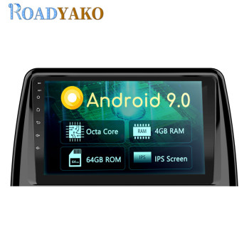 10.1'' Android Car Radio Multimedia Video Player For KIA KX7 2017-2019 Stereo Car Harness GPS Navigation 2 Din Autoradio image