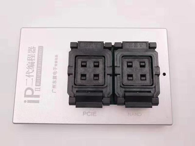2020 caixa ip 2 th mais novo v2 de alta velocidade programador nand pcie programador para iphone4s 5 5c 5S 6 6 p 6 s 6sp 7 7 p