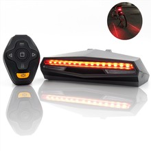 Bicycle light LED Taillight Rear Safety Cycling Light Portable Rear Lamp USB Rechargeable Cycling Light Bike Accessories bike taillight waterproof usb rechargeable warning safety bicycle rear light led bicycle light cycling flash lamp bike taillight