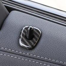 Capa de porta de carro para bmw, para modelos x3 x4 g01 g02 2018 2019