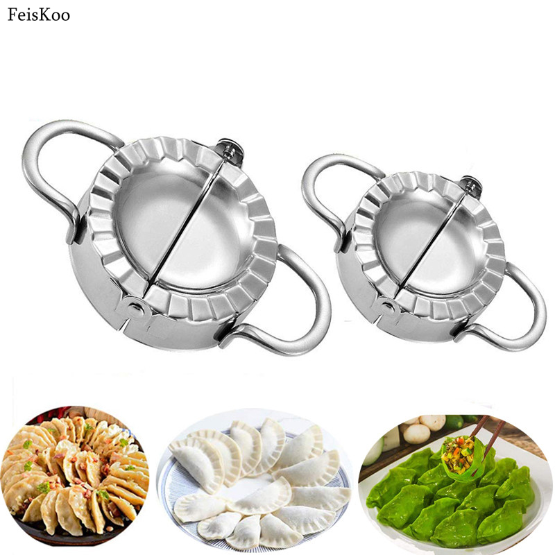 Easy-to-use Dumpling Maker Mold Dough Cutter Pie Kitchen Pastry Tools