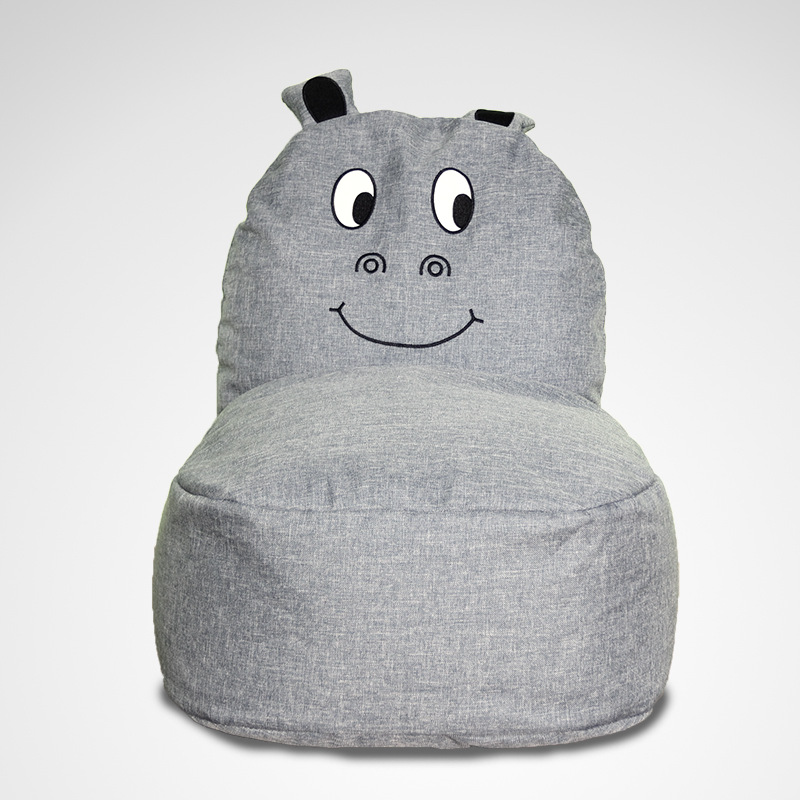 Cute Cartoon Child Bean Bag Sofa With EPS Fillers Kids Sofa Baby Chair Couch SmallSofa Children Bedroom Furniture Beanbag