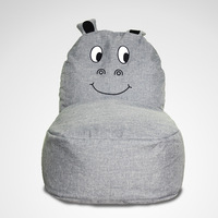 Cute Cartoon Child Bean Bag Sofa With EPS Fillers Kids Sofa Baby Chair Couch Small Sofa Children Bedroom Furniture Beanbag