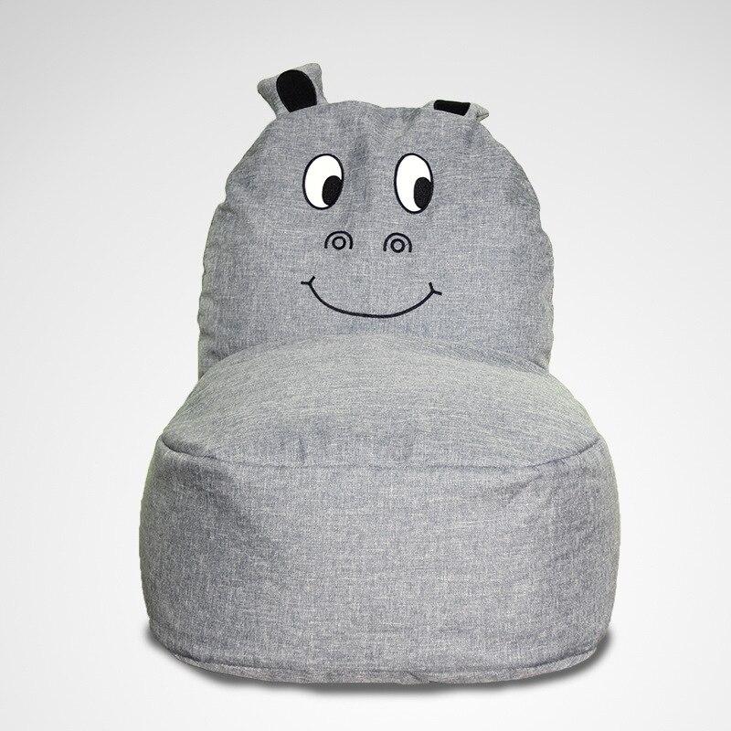 Mignon dessin animé enfant pouf canapé avec EPS charges enfants canapé bébé chaise canapé petit canapé enfants chambre meubles pouf