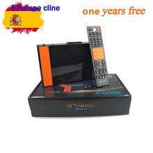 1080P HD DVB-S2 GTmedia V8 Nova Cccam Cline Satellite TV Receiver