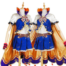 Hot Sale!!! lovelive Halloween awaken Sonoda Umi Dress party costume for woman A
