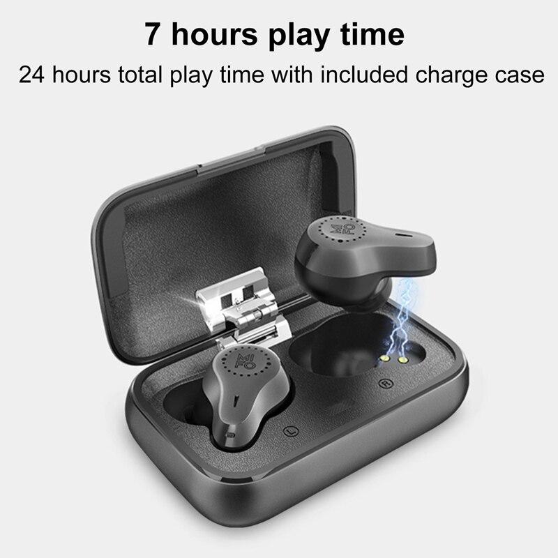 Mifo O7 ipx7 Waterdichte Mini Stereo Touch Koptelefoon Draadloze Oordopjes Bluetooth 5.0 Handenvrij Ondersteuning Apt x Voor iPhone Samsung - 5