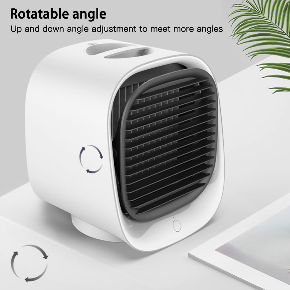 Fan-Device Cooler Air-Conditioner Office-Desk Any-Space Kitchen Arctic Home Quick