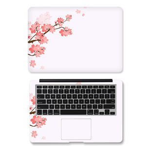 """Flower Laptop stickers decal cover Skin Sticker Notebook 12"""" 14"""" 15.6"""" skin for xiaomi"""