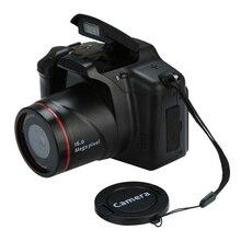 1080P HD cámara de vídeo de videocámara 16X Zoom Digital de mano profesional Anti-shake videocámaras con 2,4