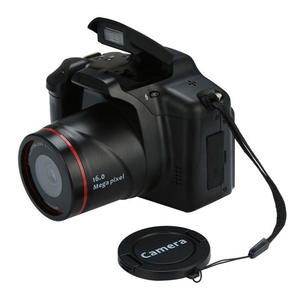 Camcorder Video-Camera Lcd-Screen Professional 16x-Digital-Zoom 1080P Handheld with Anti-Shake
