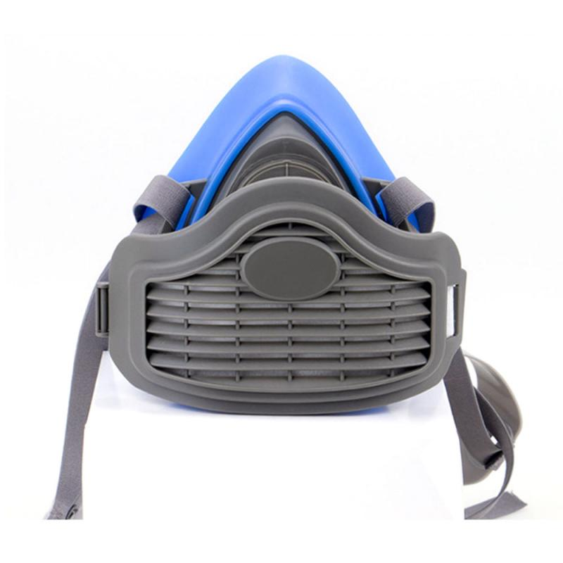 Cycling Outdoor Face KN95 Mask Activated Carbon Dustproof Windproof Anti-fog Mask Exhaust Gas PM2.5 With 2 Valve N99 Filter Ffp3
