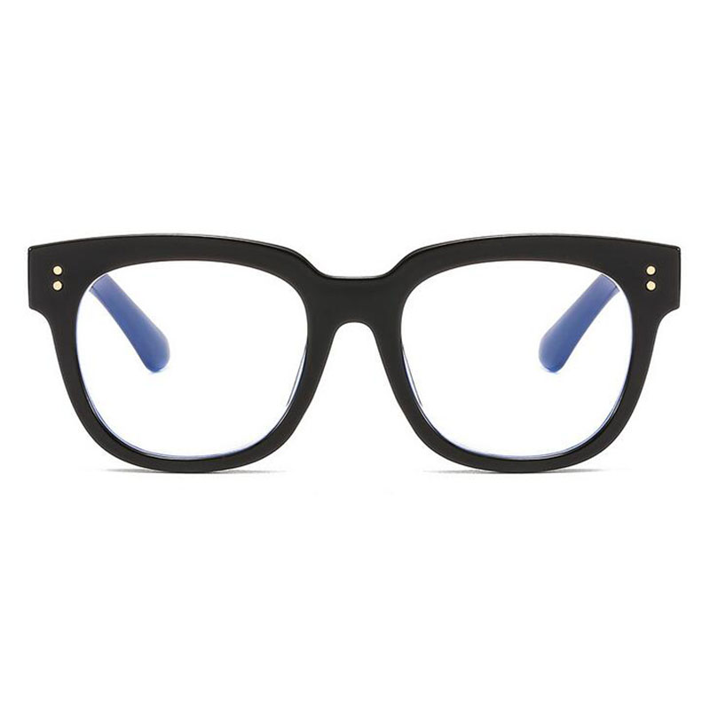 Retro Big Frame Oversized Finished Myopia Eyeglasses Women Men Eye Glasses Short sighted Spectacle 0 1 0 1 5 2 0 2 5 To 6 0 in Men 39 s Eyewear Frames from Apparel Accessories