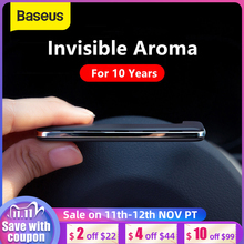 Baseus Auto Luchtverfrisser Parfum Geur Voor Auto Air Vent Luchtverfrisser Airconditioner Clip Diffuser Solide Parfum